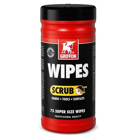 Griffon Scrub Wipes